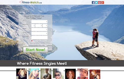 Fitness-Match